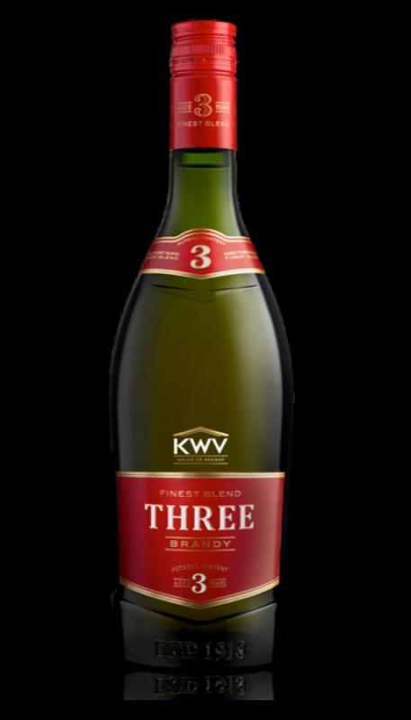 KWV三年白蘭地
