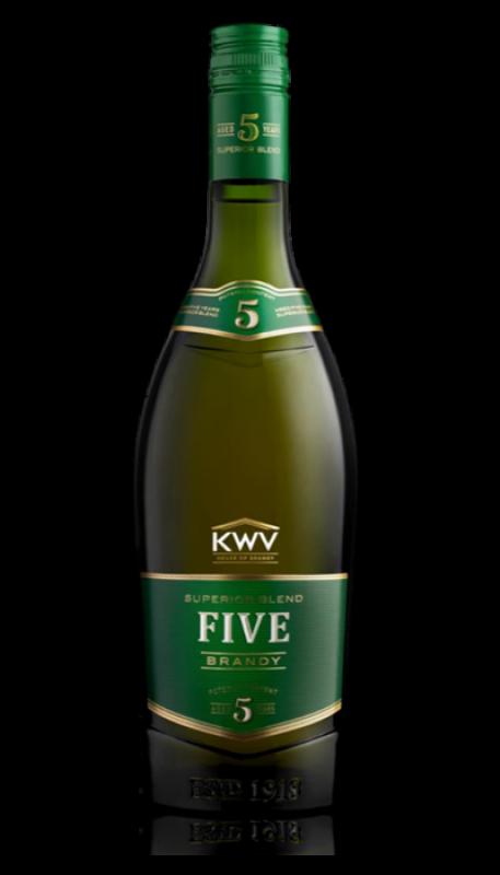 KWV五年白蘭地