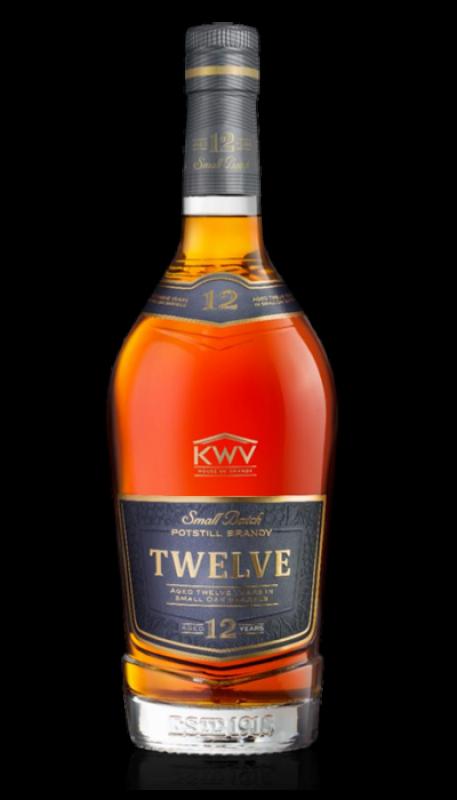 KWV12年白蘭地